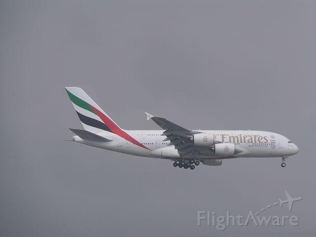 Airbus A380-800 (A6-EOL) - 2015/07/19 EK366(DXB-TPE) A380-800 A6-EOL