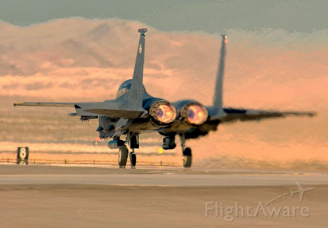 87-0178 — - Take off with afterburners.