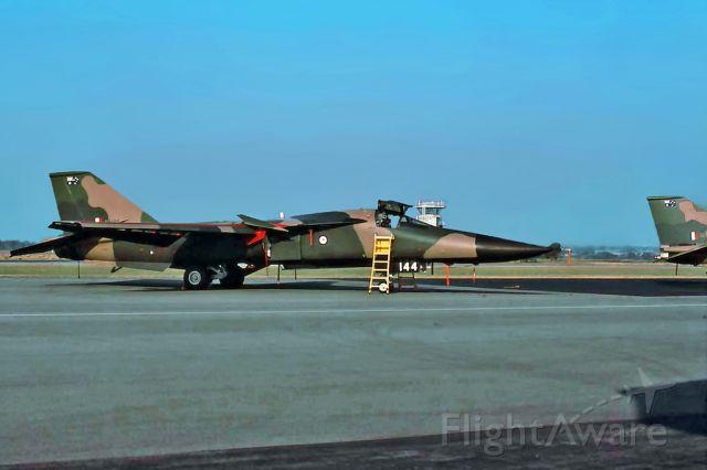 Grumman EF-111 Raven (A8144) - General Dynamics F-111C A8-144 YPEA (RAAF Pearce) November 1978.