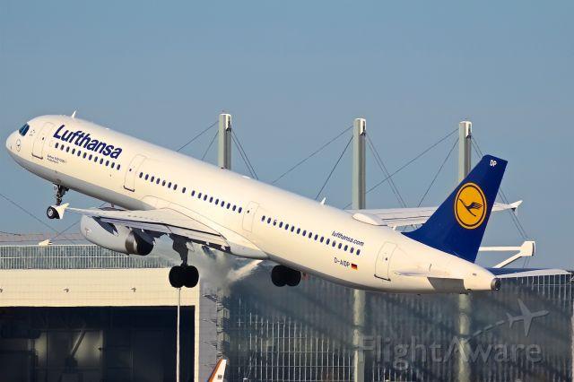 Airbus A321 (D-AIDP)