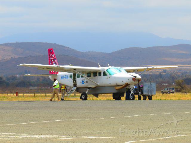 Cessna Caravan (5H-FIA)