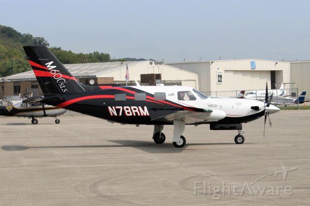 Piper Malibu Meridian (N78RM)