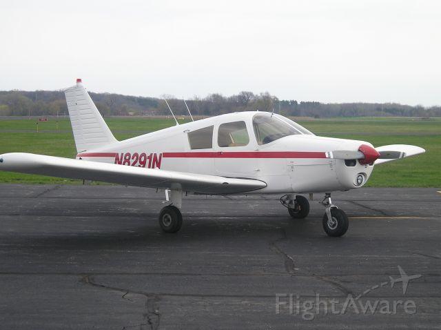 Piper Cherokee (N8291N) - 1969 PA28-140/160HP