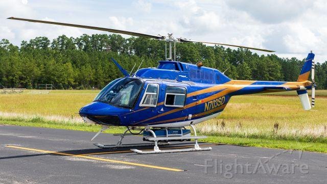 Bell JetRanger (N703SD)