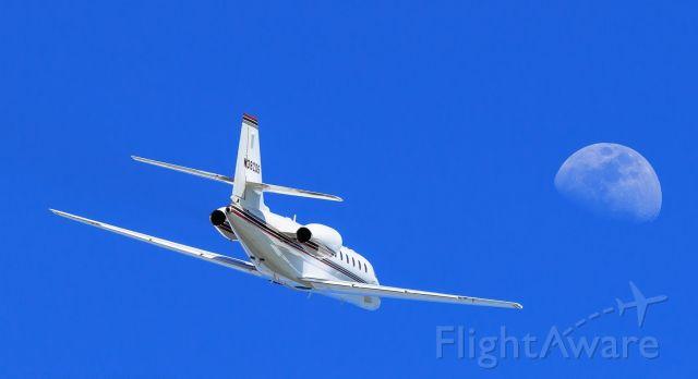 Cessna Citation Sovereign (N382QS) - N382QS at TNCM St Maarten
