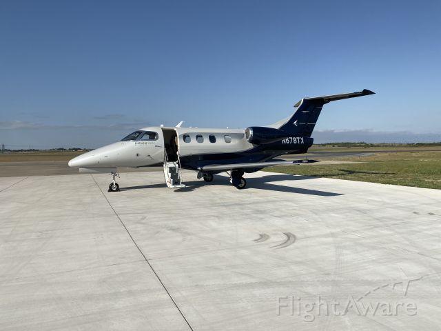 Embraer Phenom 100 (N678TX)