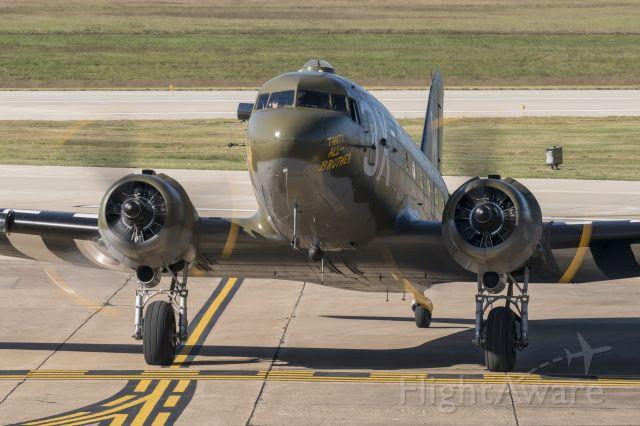 Douglas DC-3 (N47TB) - C47