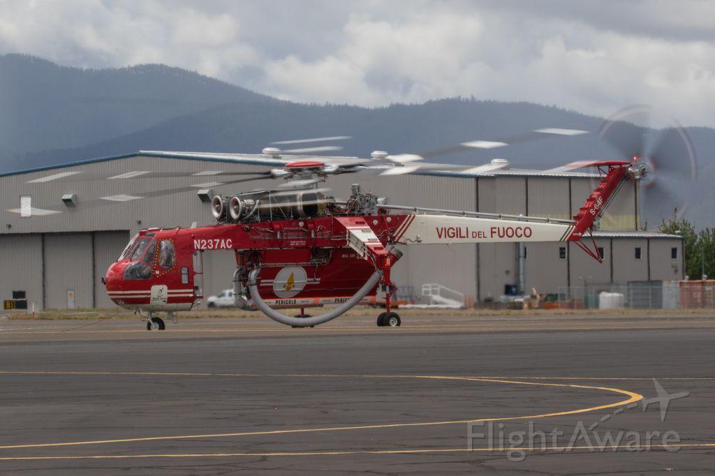 Sikorsky CH-54 Tarhe (N237AC)