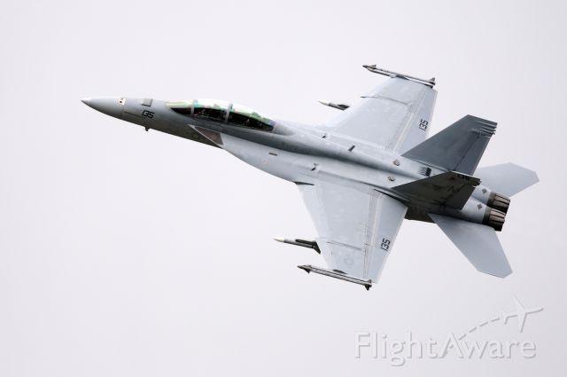 16-6790 — - 2012 Farnborough Airshowbr /US Navy F-18F Demo Flight