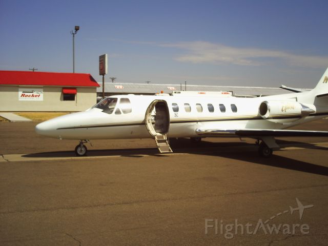 Cessna Citation V (N564TJ)