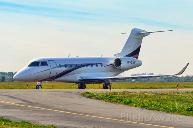 IAI Gulfstream G280 (VP-CVH)