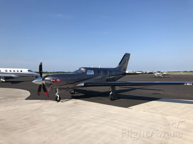 Piper Malibu Meridian (N60FL)