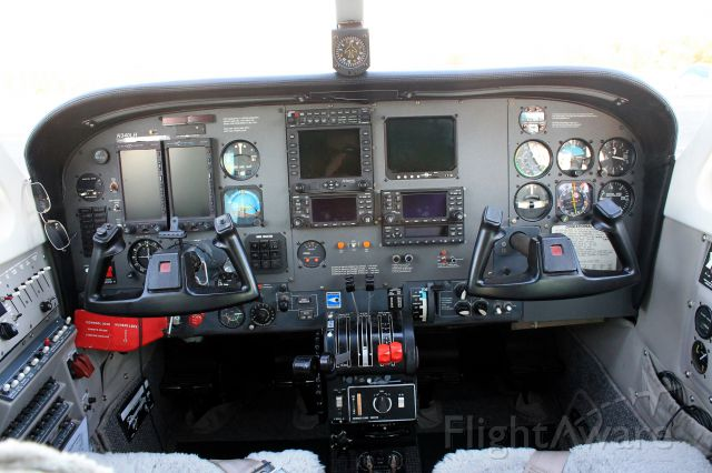 Cessna 340 (N340LH)