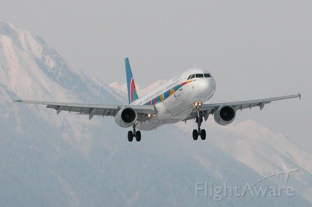 Airbus A321 (G-OOAJ) - Air2000