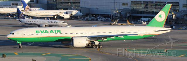 BOEING 777-300ER (B-16709) - 8-10-16