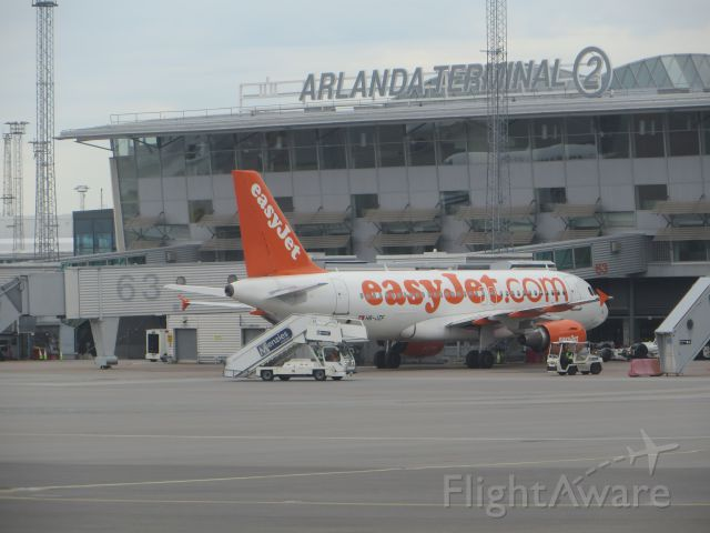 Airbus A319 (HB-JZF)