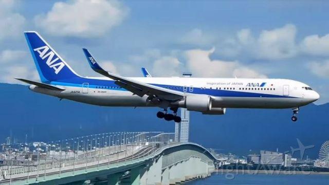 BOEING 767-300 (JA625A)
