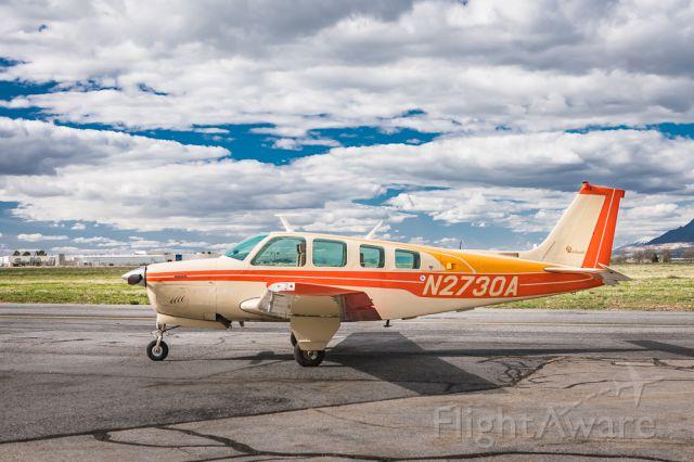 Beechcraft Bonanza (36) (N2730A)