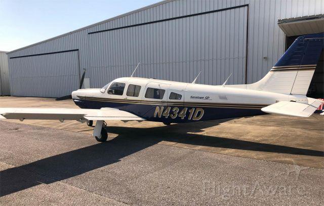 Piper Saratoga/Lance (N4341D)