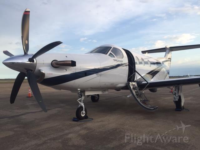 Pilatus PC-12 (N577PE)