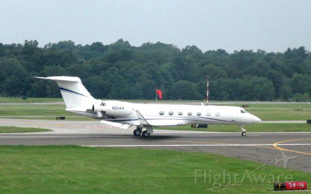 Gulfstream Aerospace Gulfstream V (N914X)