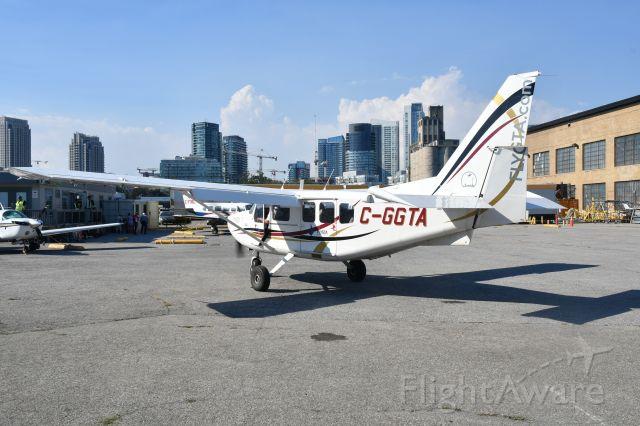 GIPPSLAND GA-8 Airvan (C-GGTA)