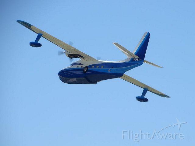 Grumman HU-16 Albatross (N98TP)