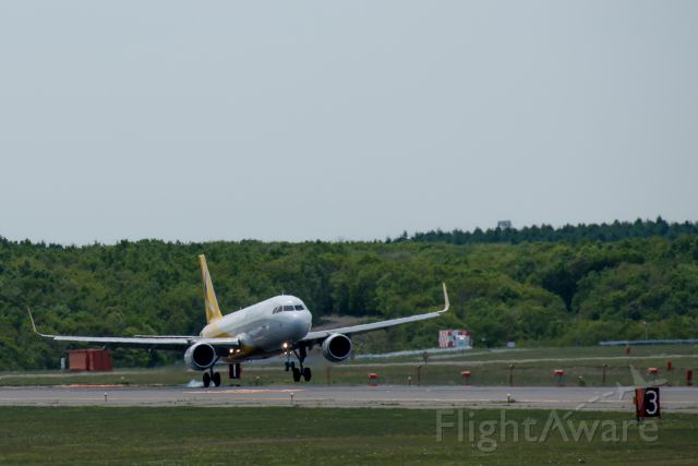 Airbus A320 (JA06VA)