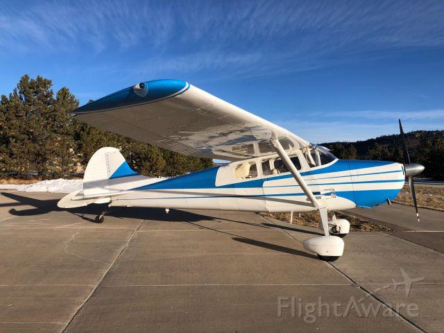 Cessna 170 (N856DR)