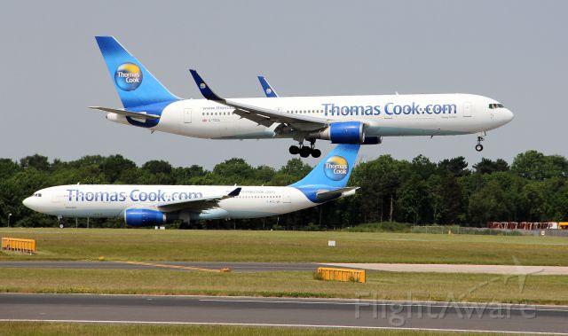 BOEING 767-300 (G-TCCA)