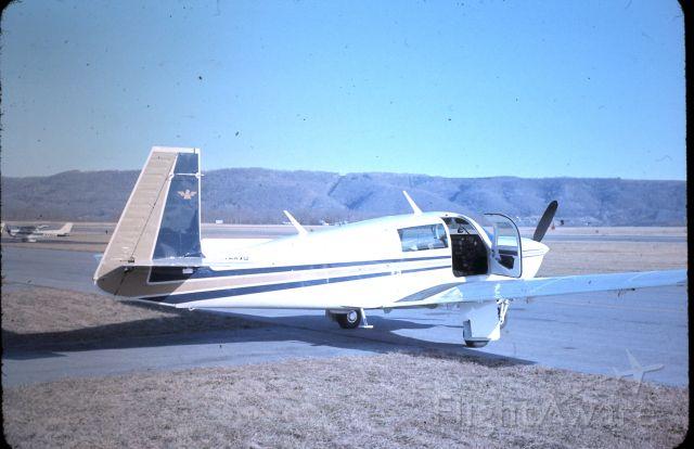 Mooney M-20 (N4394H) - 1978 Mooney 201  Cumberland MD Airport