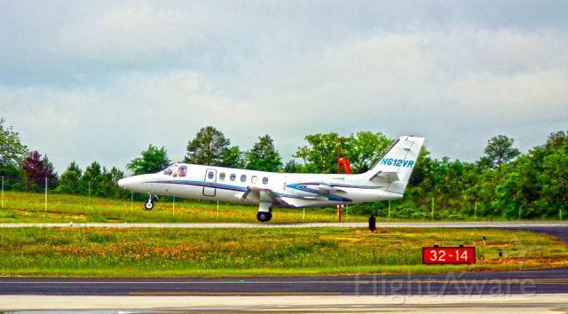 Cessna 551 Citation 2SP (N612VR)