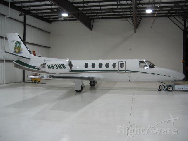 Cessna Citation II (N63NW)