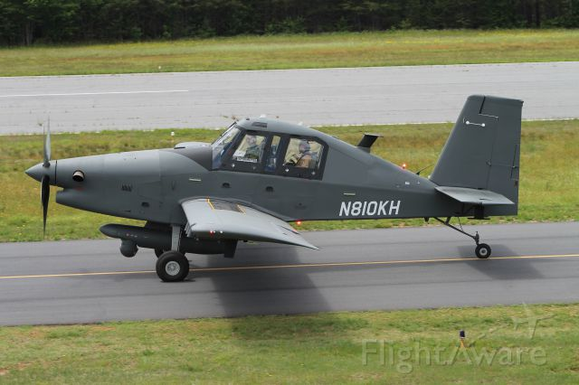 N810KH — - THRUSH Turbo Thrush S-2R-T660