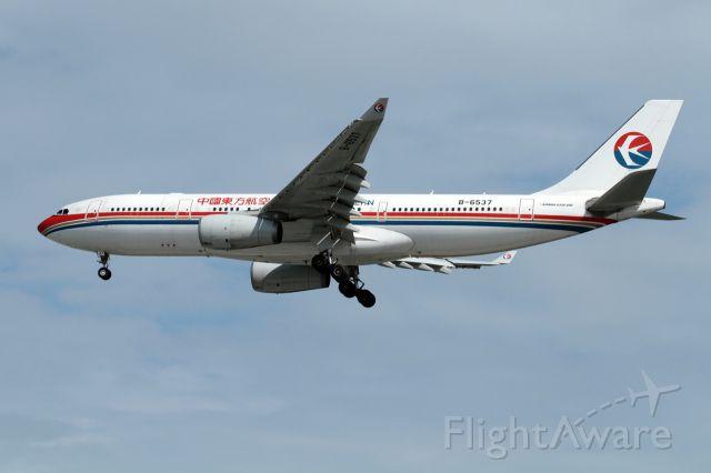 Airbus A330-300 (B-6537)