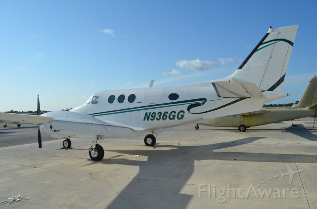 Beechcraft King Air 90 (N936GG)