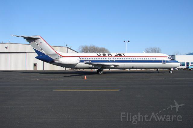 McDonnell Douglas DC-9-30 (N231US)