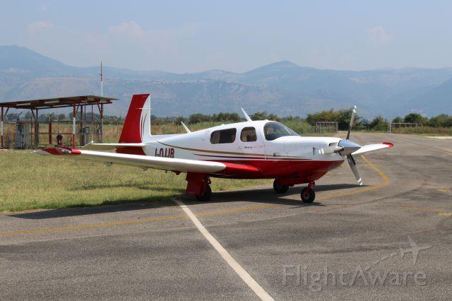 Mooney M-20 Turbo (I-OJJB)