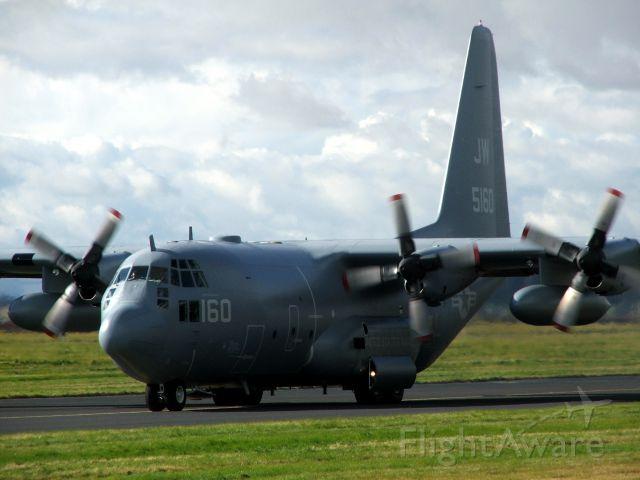 Lockheed C-130 Hercules (16-5160)