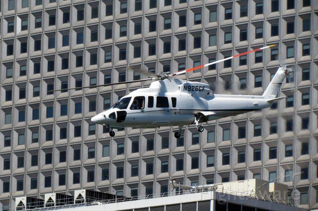 Sikorsky S-76 (N926CF) - New York City