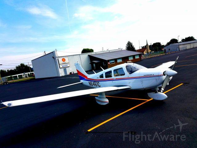 Piper Cherokee (N6461C)