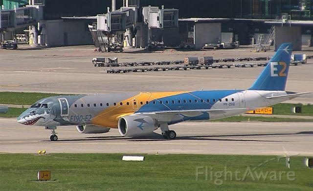 Embraer ERJ-190 (PR-ZGQ)