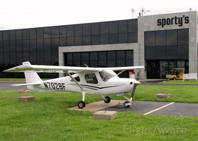 Cessna Skycatcher (N7028F)