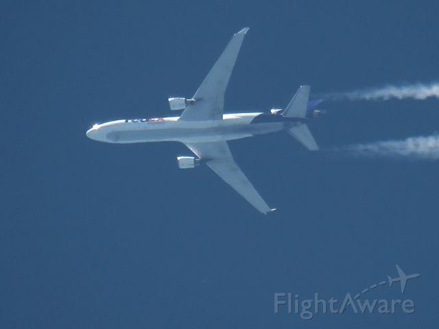 Boeing MD-11 (N596FE)