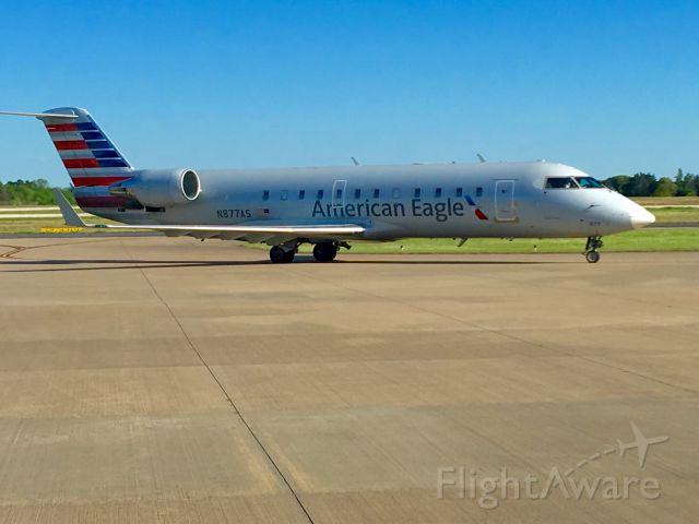 Canadair Regional Jet CRJ-200 (N877AS)