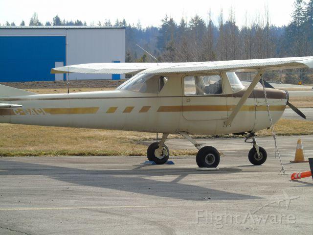 Cessna Commuter (C-GACL) - No comment