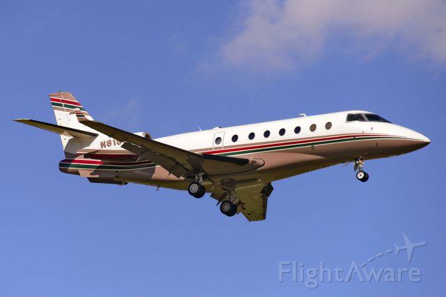 IAI Gulfstream G200 (N818CR)