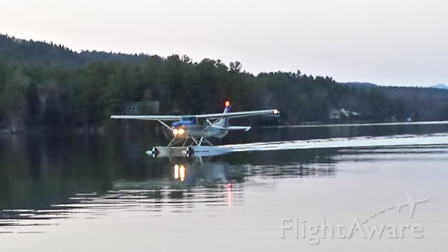 N9851Z — - Little Squam Lake Ashland NH