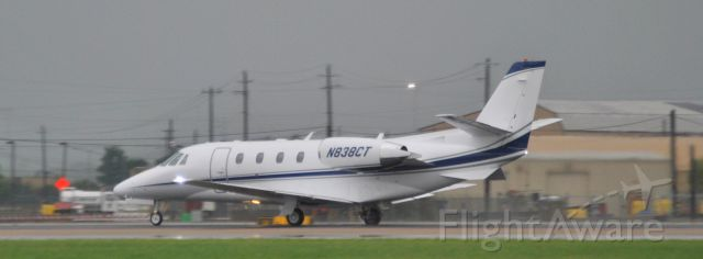 Cessna Citation Excel/XLS (N838CT)
